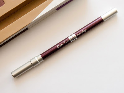 purple eyeliner pencil