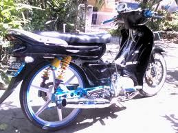 Modifikasi Honda Grand