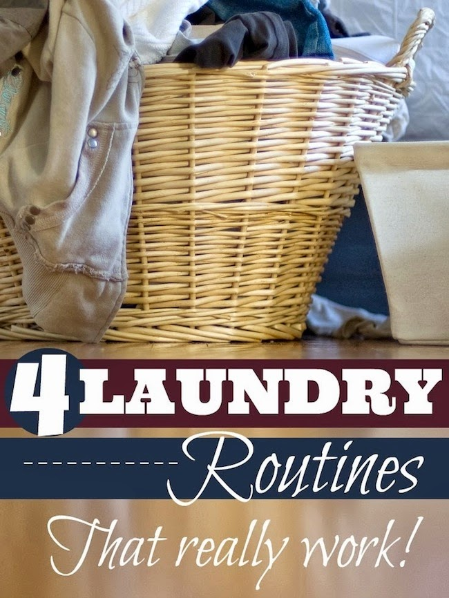 Laundry Routines that Really Work