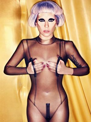lady gaga naked nude pictures nme magazine sexy photoshoot