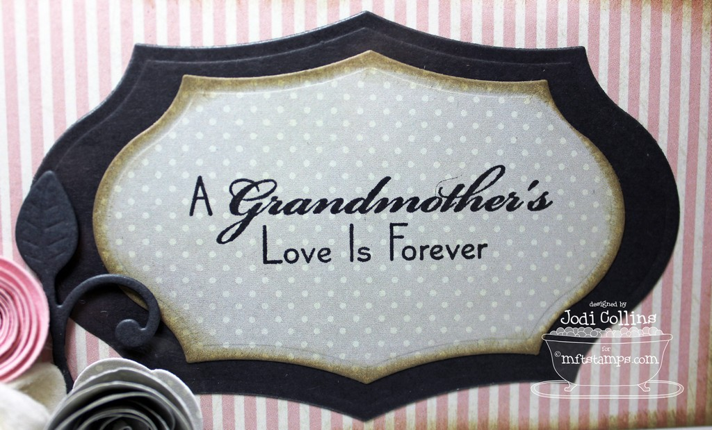 Stamping A Latte A Grandmother S Love Is Forever