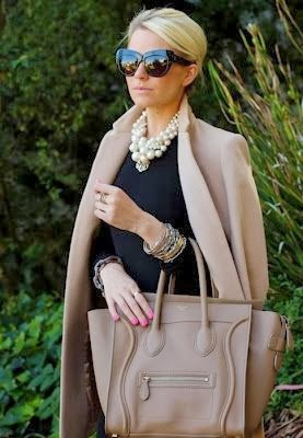 lauren lorraine jones, shoe designer, chic look, celine bag