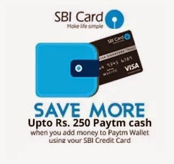PayTm Wallet upto 5% cashback on wallet Deposit : buytoearn
