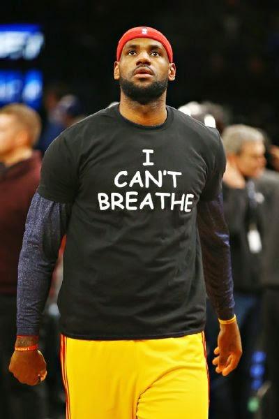 eric garner i cant breathe t shirts nba lebron james
