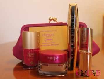 L'Oréal kit present gift maquillaje make up fashion blogger cmgvb