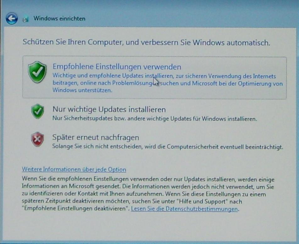 system rückstellung windows 10