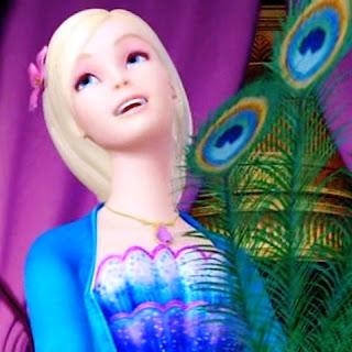 Gambar Barbie Rosella