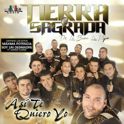 Banda Tierra Sagrada – Así Te Quiero Yo (Álbum 2014)