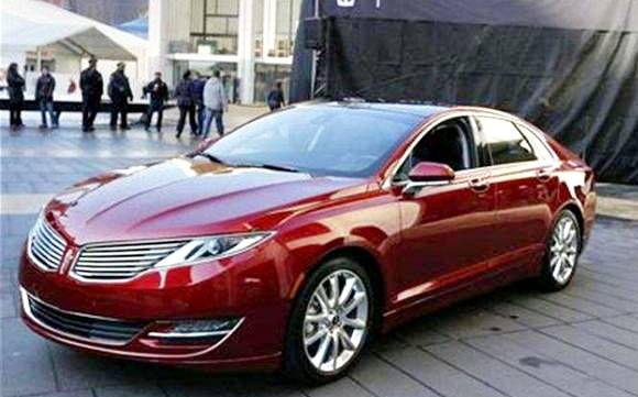 2016 Lincoln MKZ Release Date