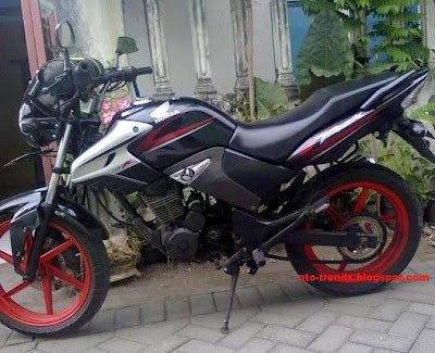 Variasi Modif Tiger , simple modifikasi