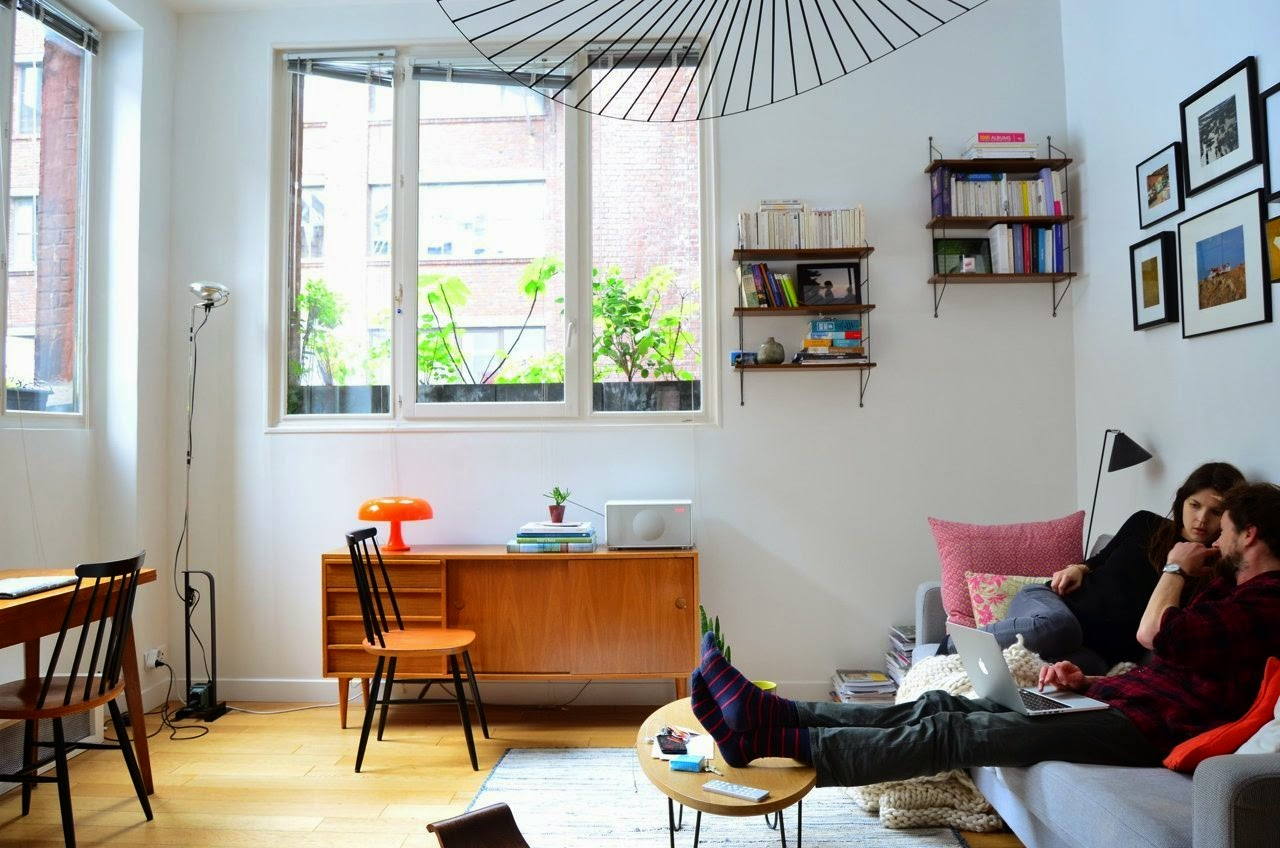 http://www.apartmenttherapy.com/amaury-and-amandine-house-tour-house-tour-203342