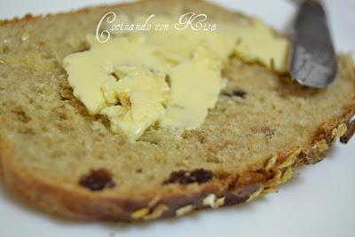 Cocinando con kisa pan de muesli para el desayuno for Pane con kitchenaid