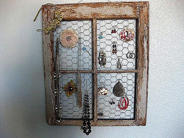 Old Windows Decorating Ideas - Elitflat