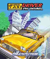 Super Taxi Driver - Jogos Java