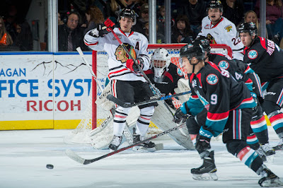 WHL: Rookie Netminder James Porter Gives Rockets A Fighting Chance