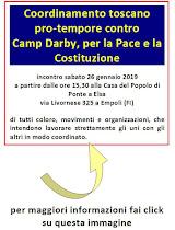 Incontro del 26/1 ad Empoli (FI)