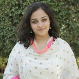Nitya meenon Latest Photo Gallery in Salwar Kameez at New Movie Opening 43