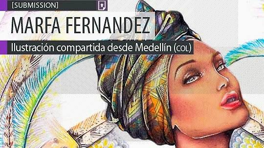 Ilustración. Génesis de MARFA FERNANDEZ