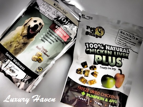vitacost natur vet pet-n-shape dog treats
