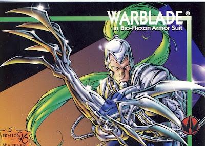 Warblade WildCATS Image