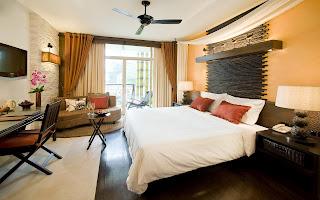 Bambu y wenge para decorar fotografias de habitaciones modernas