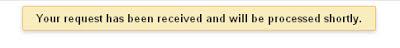 Google Add URL Sukses