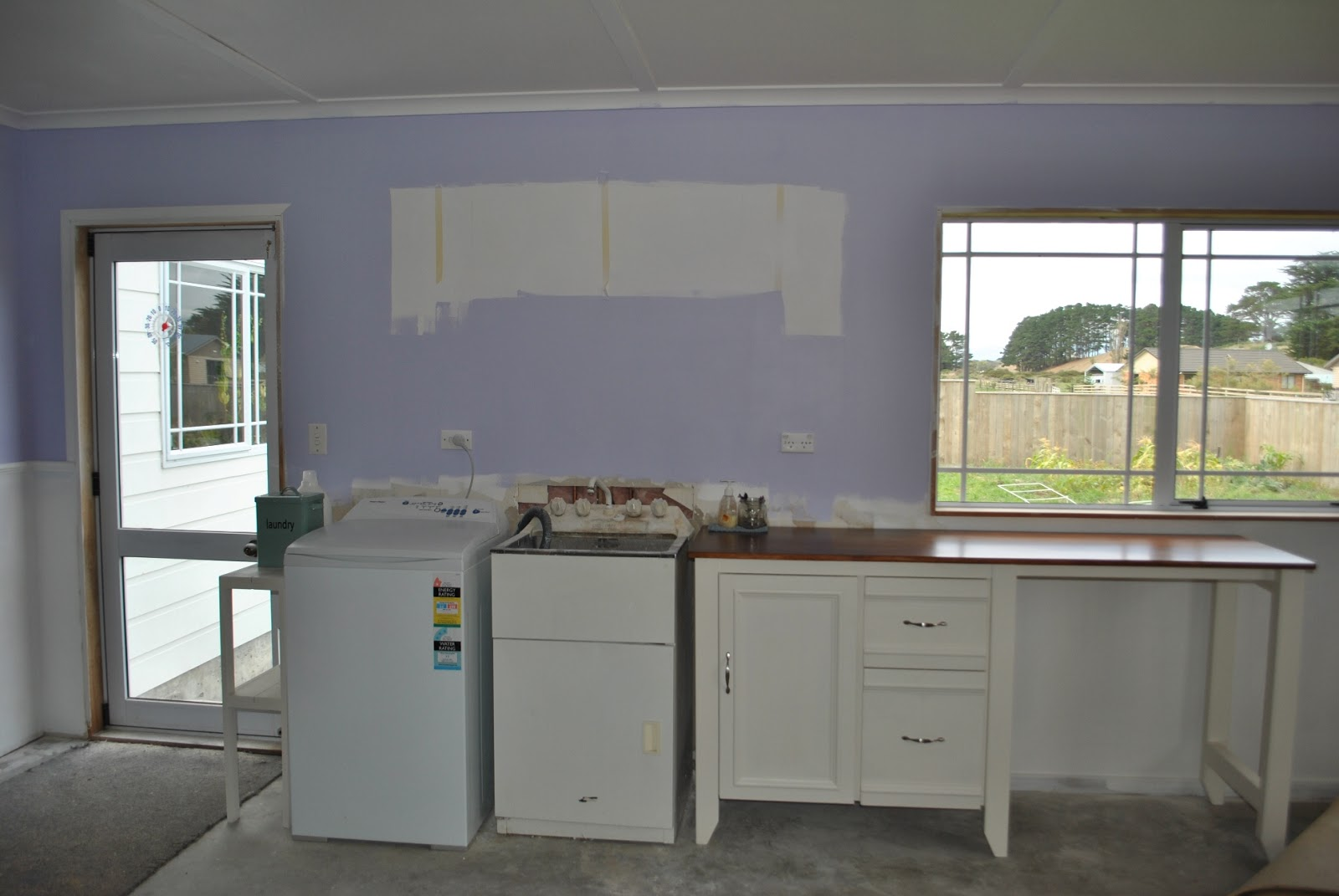 Diy kiwi building laundry wall cabinets solutioingenieria Choice Image