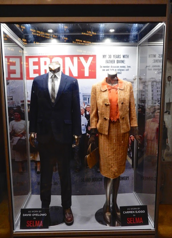 Original Selma film costumes