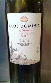 Clos Dominic Blanc 2009