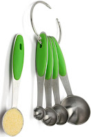 Kitchen Zest 18/8 Stainless Steel Measuring Spoons #KitchenZest
