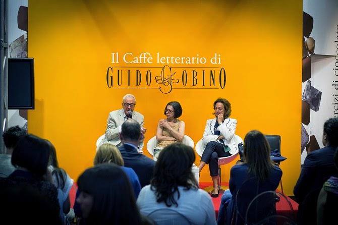 Paola Capriolo Lorenzo Mondo Elena Lowenthal Mi ricordo libro #SalTo15 Giunti Caffè Letterario