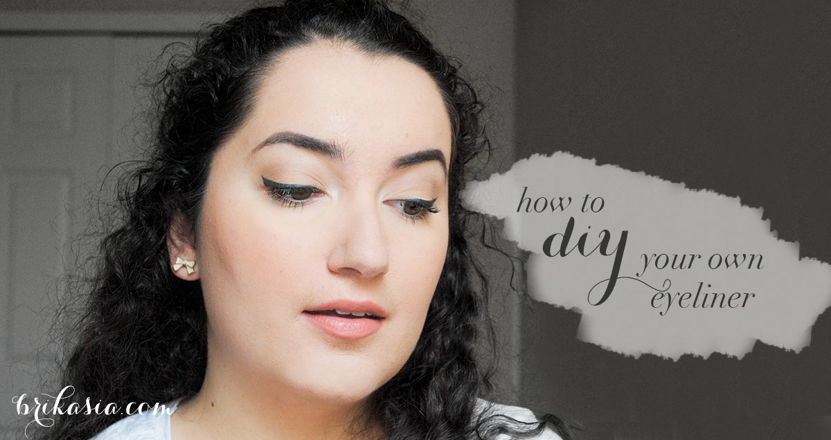 how to use broken eyeshadow, what to do with broken eyeshadow, how to use loose pigment, how to make eyeliner, DIY liquid eyeliner, creative use of pigment