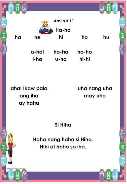 Grade 1 worksheets philippines