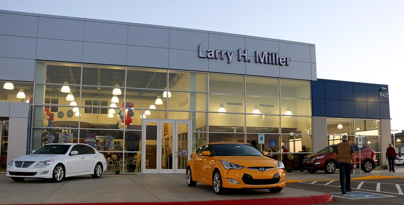 Great Things Are Happening In The Larry H Miller Auto Family. We Recently  Were In Arizona For The Grand Opening Of The Larry H Miller Hyundai Peoria  ...