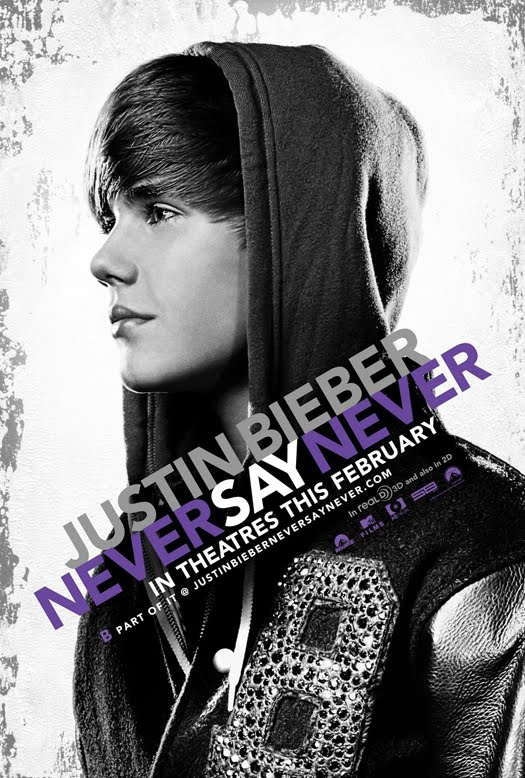 justin bieber never say never poster new. Justin Bieber: Never Say