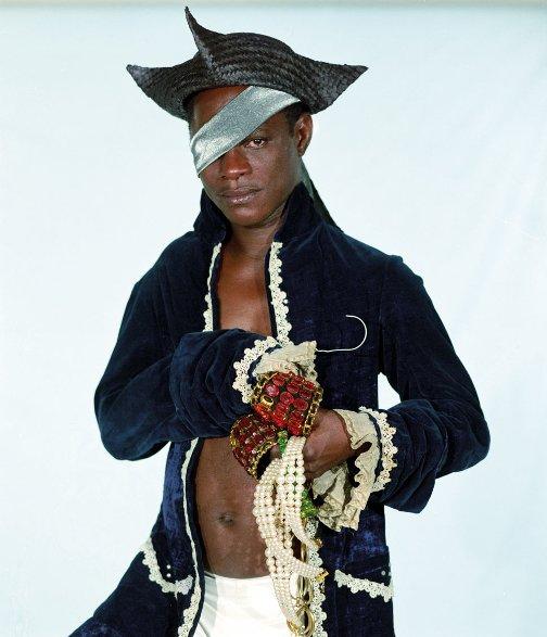 Samuel Fosso - Il pirata