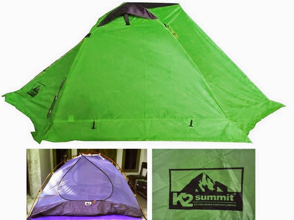 Tenda Ultralight K2 Summit