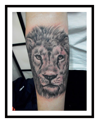 LION-TATTOO