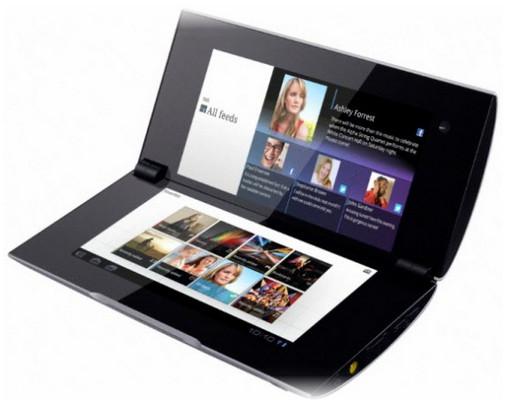 планшет Sony Tablet Р