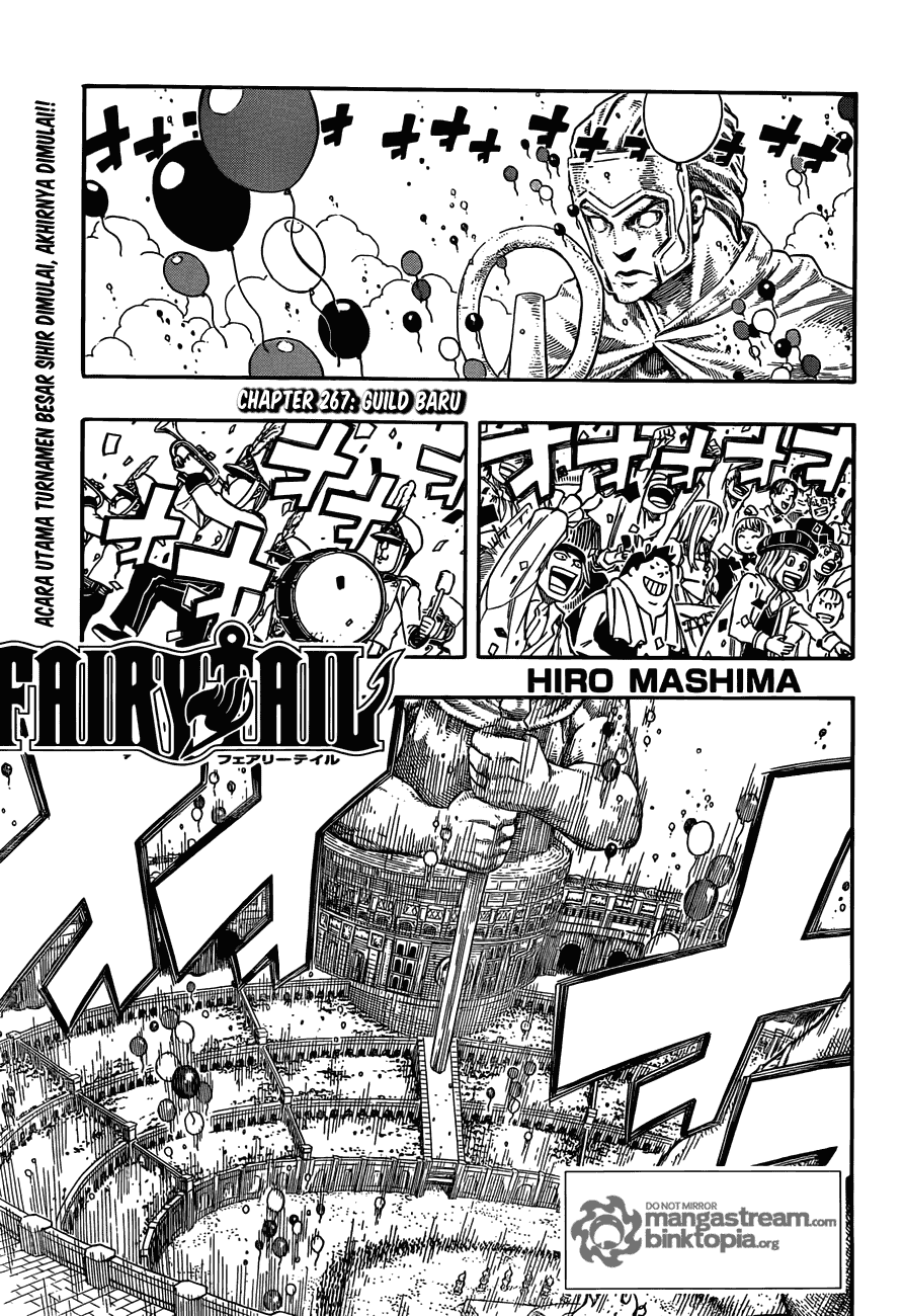 Page01 Fairy Tail 267