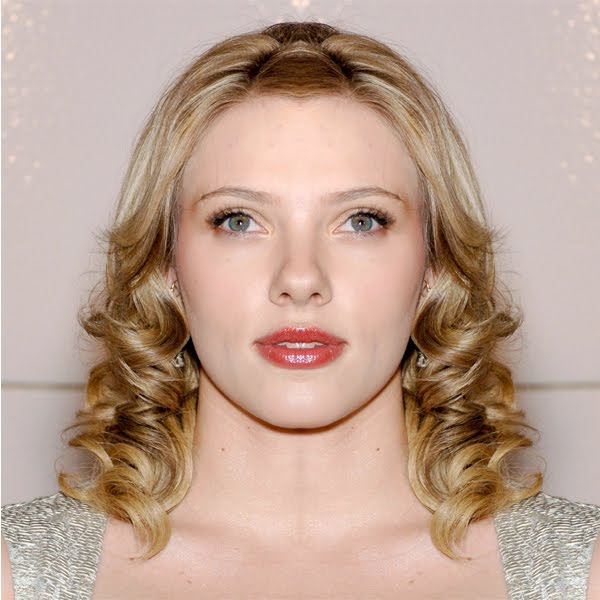 Celebrities With Symmetrical Faces Are Hilarious/Terrifying