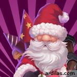 Sinterklas (Santa Boom) - Pahlawan Legenda - Konflik Kastil
