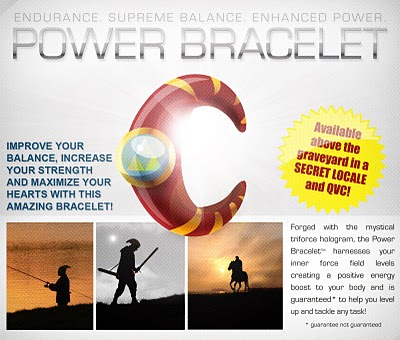 Power Bracelet Zelda3