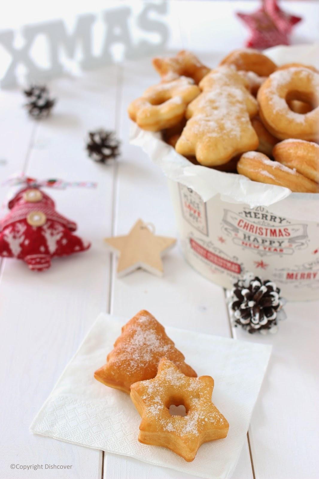 Donuts voor Kerst