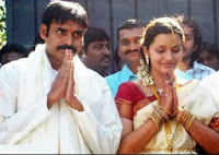 Flash Back : Pawan Kalyan,Renu Desai Wedding Video
