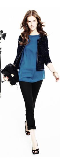 chaquetas mujer 2012