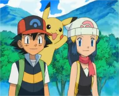 Maya y Ash [Love*]