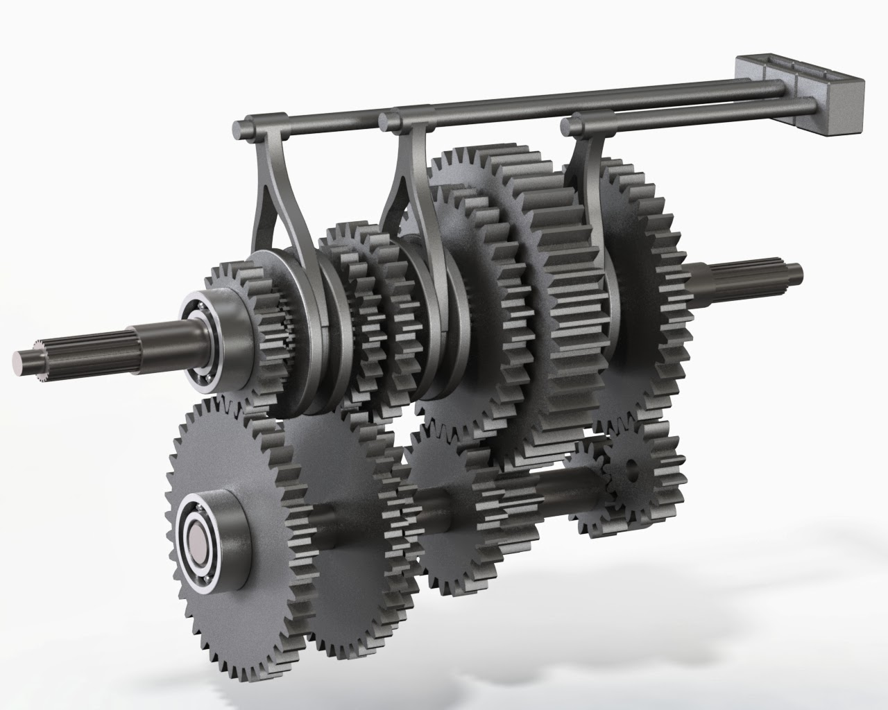 how to design a manual transmission   u2699 automotive manual gearbox design stokes 6-Speed Manual Transmission