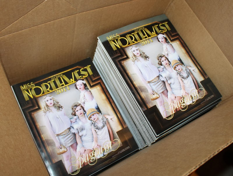 The Miss Northwest Florida Program Books Are Here!