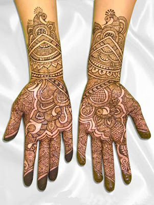 Mehendi Designs For Hands Arabic Designs Photos Images Hand Pics ...